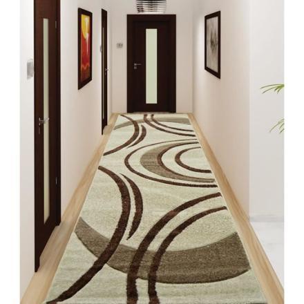 tapis couloir moderne