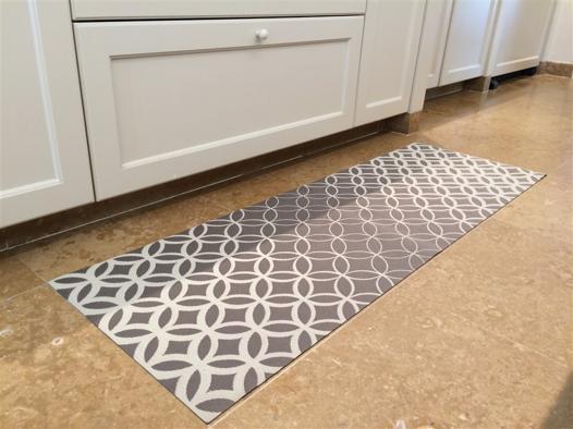 tapis pour cuisine lavable