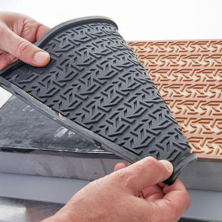 tapis relief pour patisserie
