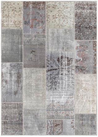 tapis salon vintage