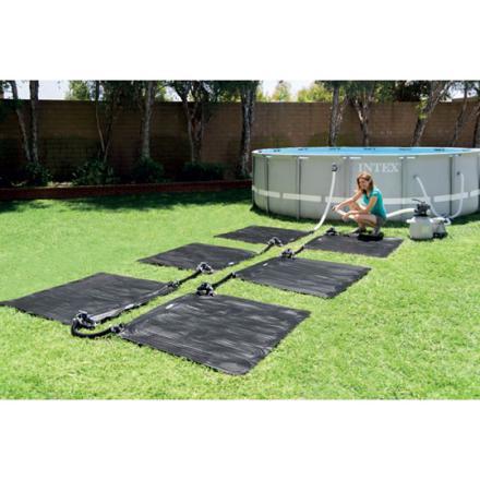 tapis solaire intex