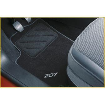 tapis voiture peugeot 207