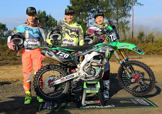 team bud racing