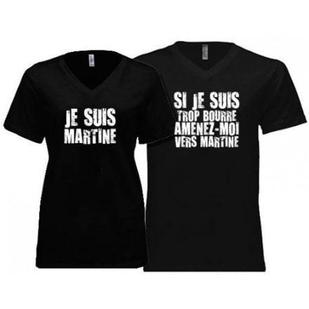 tee shirt de couple