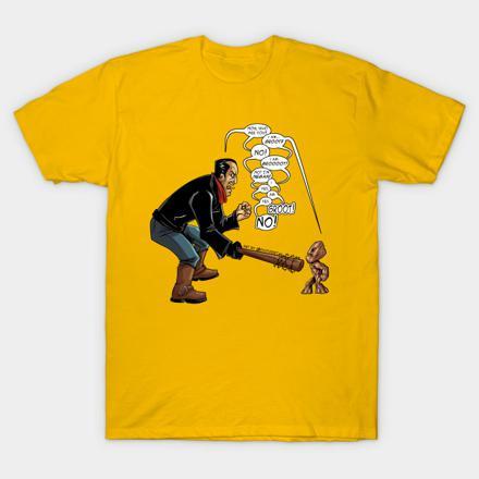 tee shirt groot