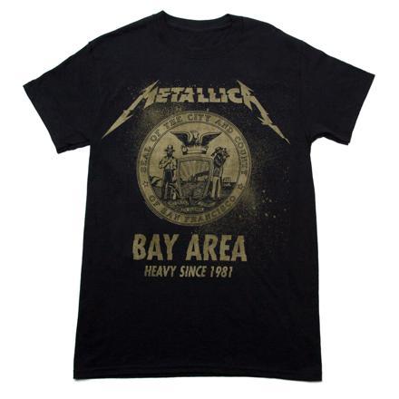 tee shirt metallica