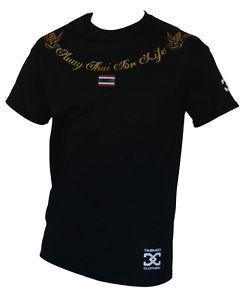 tee shirt muay thai
