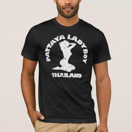 tee shirt pattaya