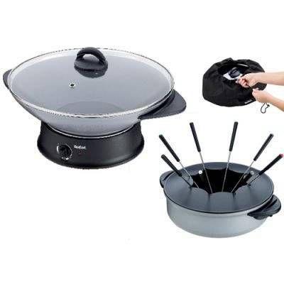 tefal wok fondue
