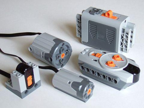 telecommande lego technic