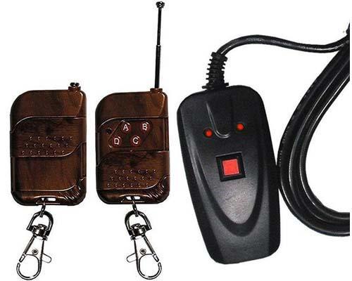 telecommande machine a fumee