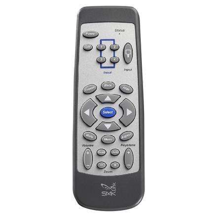 télécommande vidéoprojecteur universelle