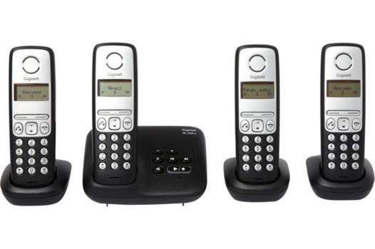 téléphone 4 combinés