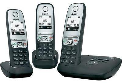 téléphone analogique sans fil