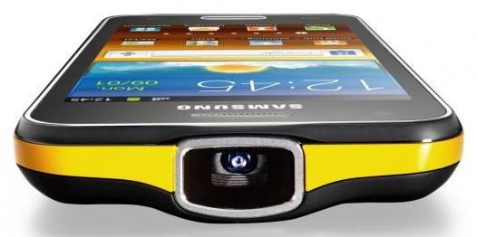 telephone avec videoprojecteur