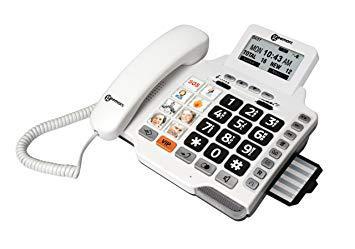 telephone filaire avec répondeur intégré