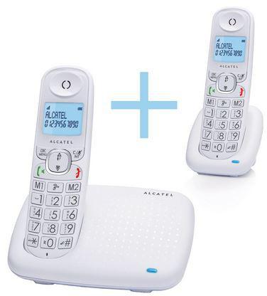 telephone fixe alcatel duo