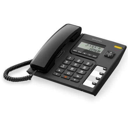 téléphone fixe avec fil