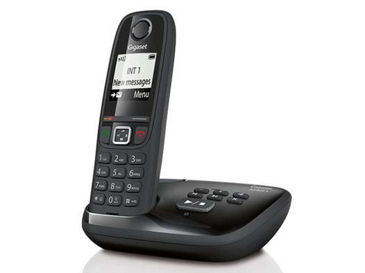 téléphone fixe avec répondeur sans fil