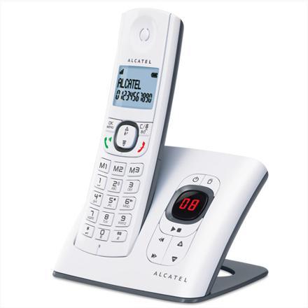 téléphone fixe répondeur enregistreur