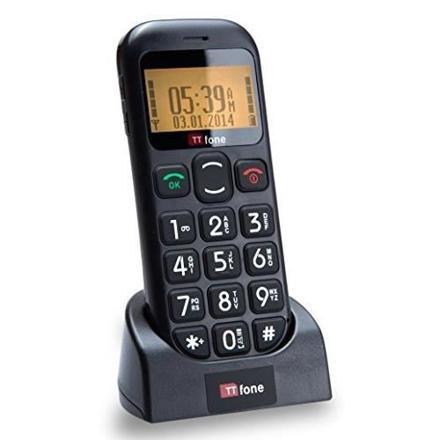 téléphone fixe sans fil grosses touches