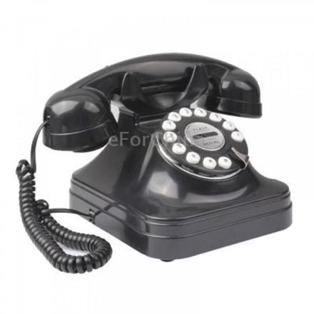 telephone fixe style retro