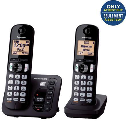 téléphone panasonic sans fil