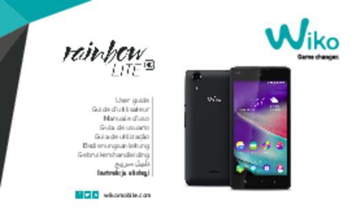 telephone portable wiko mode d emploi