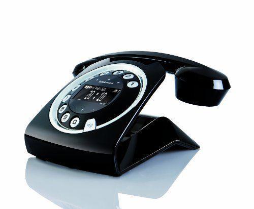 telephone retro vintage sans fil