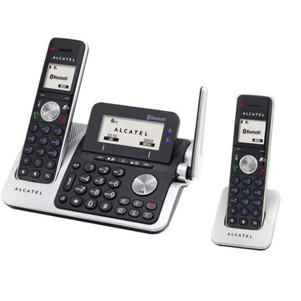 téléphone sans fil duo avec répondeur