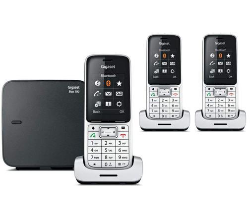 téléphones fixes sans fil trio
