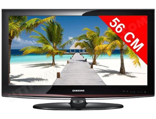 televiseur 56 cm