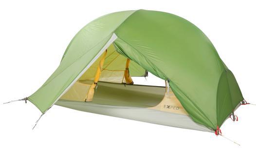 tente 3 places ultra legere