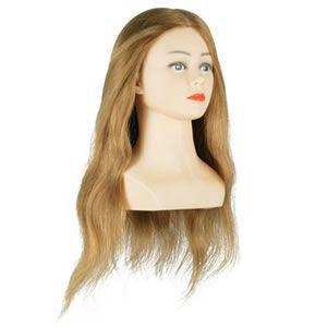 tete a coiffer cheveux naturel