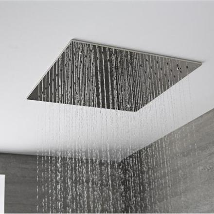 tete douche encastrable