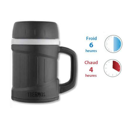 thermo pour aliment chaud