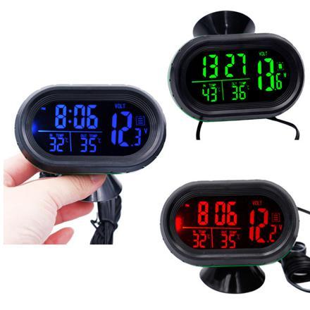 thermomètre auto