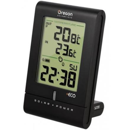 thermomètre extérieur intérieur sans fil