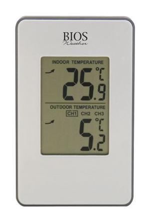 thermomètre extérieur intérieur