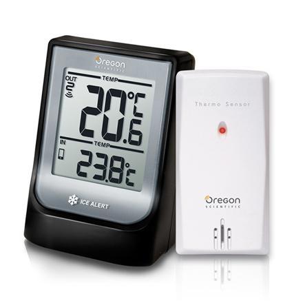 thermometre int ext sans fil