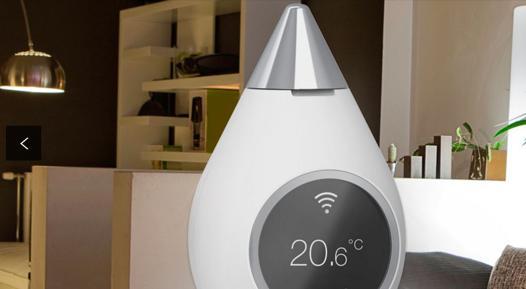 thermometre interieur connecté