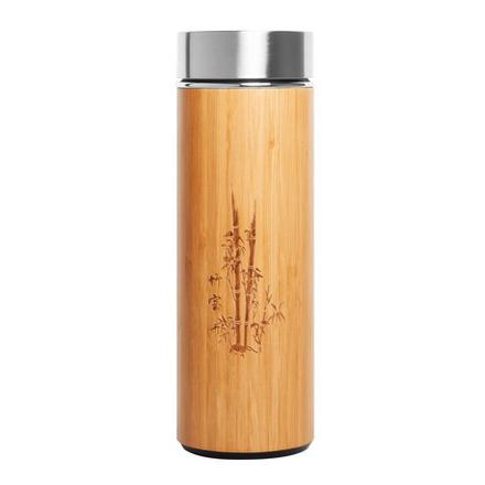 thermos bambou