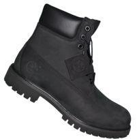 timberland chaussure noir