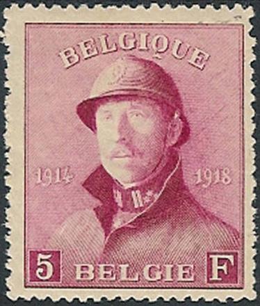 timbres de belgique
