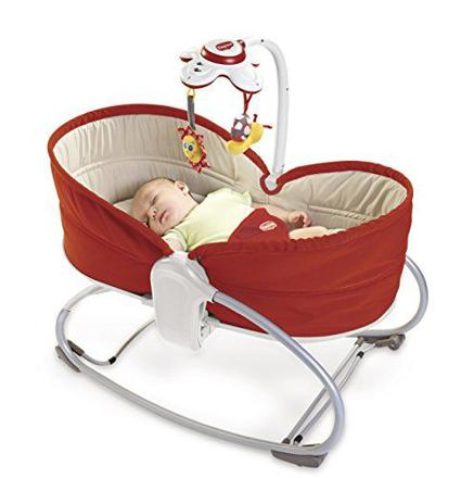 tiny love transat & balancelle rocker napper 3 en 1