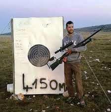 tir longue distance chasse