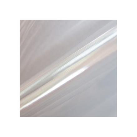 tissu cristal transparent