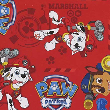tissu paw patrol