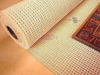 toile antiderapante pour tapis