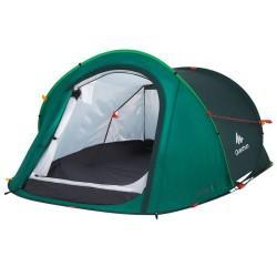 toile de tente 2 personnes